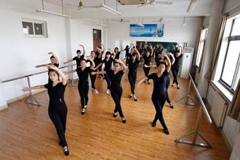 舞蹈教室-春季高考-山科院